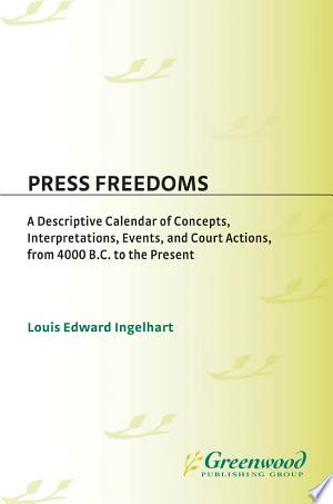 Download Press Freedoms Free Books - Dlebooks.net