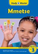 Books - Study & Master Mmetse Puku ya Moithuti Mphato wa 3 | ISBN 9781107694026