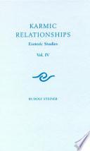 Karmic Relationships  Volume 4