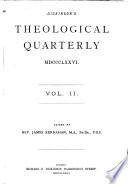 Dickinson s Theological Quarterly