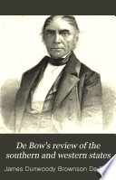 DeBow's Southern and Western Review
