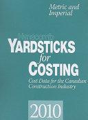 Hanscomb Yardsticks for Costing