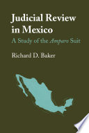 Judicial Review in Mexico