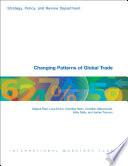 Changing Patterns of Global Trade