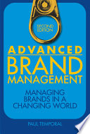 Advanced Brand Management Book