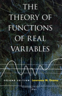 The Theory of Functions of Real Variables