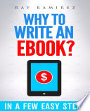 Why To Write An Ebook