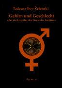 Gehirn und Geschlecht oder die Literatur des Siècle des Lumières