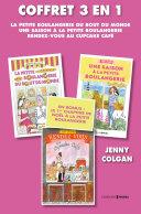 Coffret Jenny Colgan : La petite boulangerie 1 et 2 + Rendez-vous au Cupcake café (+1er chap Noël)