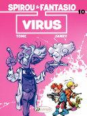 Pdf Spirou & Fantasio - Volume 10 - Virus Telecharger