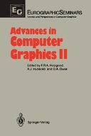 Advances in Computer Graphics II