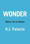 Wonder Movie Tie In Edition