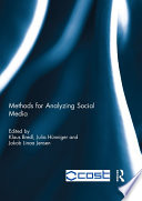 Methods for Analyzing Social Media