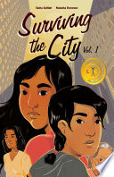 Surviving the City Tasha Spillett Cover