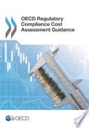 OECD Regulatory Compliance Cost Assessment Guidance