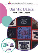 Sashiko Basics
