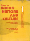 Essays on Indian History and Culture