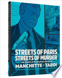 Streets Of Paris Streets Of Murder Book PDF
