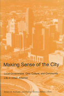 Making Sense of the City