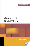 Gender And Social Theory