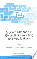 Modern Methods in Scientific Computing and Applications