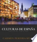 Culturas de Espana Book