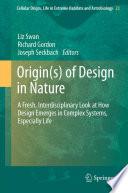 Origin s  of Design in Nature