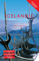 """""""Colloquial Icelandic: The Complete Course for Beginners"""" by Daisy Neijmann"""