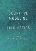 Cognitive Modeling in Linguistics