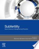 Subfertility  E Book Book