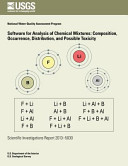 Software for Analysis of Chemical Mixtures Book