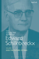 Pdf The Collected Works of Edward Schillebeeckx Volume 3 Telecharger