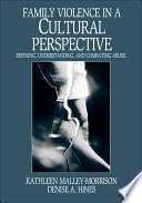 Family Violence in a Cultural Perspective Book