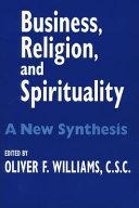 Business, Religion, & Spirituality