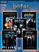 Selections From Harry Potter Instrumental Solos Movies 1 5