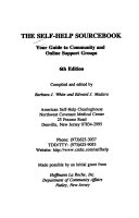 The Self Help Sourcebook