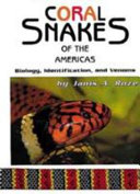 Coral Snakes of the Americas