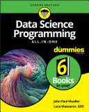 Data Science Programming All In One For Dummies