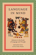 Cover of Language in Mind