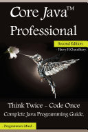Core Java Professional   Think Twice   Code Once