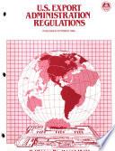 Export Administration Regulations