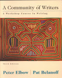 A Community of Writers  A Workshop Course in Writing