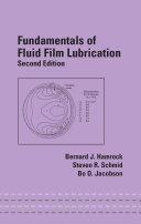 Fundamentals of Fluid Film Lubrication Pdf/ePub eBook
