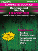 Milliken's Complete Book of Reading and Writing Reproducibles - Grades 3-4 [Pdf/ePub] eBook