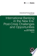 International Banking in the New Era Book