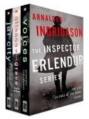 The Inspector Erlendur Series, Books 1-3