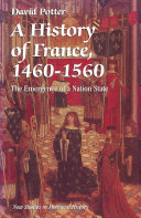 Pdf A History of France, 1460–1560 Telecharger
