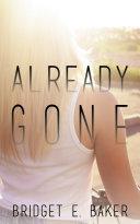 Already Gone [Pdf/ePub] eBook