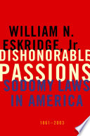 Dishonorable Passions