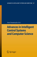 Advances in Intelligent Control Systems and Computer Science